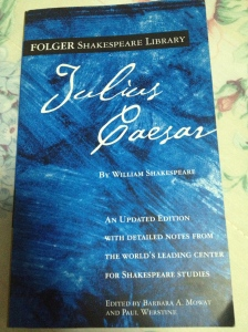 """Julius Caesar"" by Shakespeare"