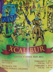 2013 XS Fair - XCALIBUR