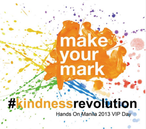 "Lessons I Learned from the ""Kindness Revolution"" (A Celebration of Volunteerism)"