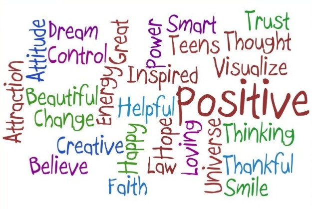 Spread the positive energy!! Smile, smile, smile, be happy, be happy, be happy!