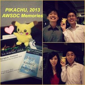 Pikachu2013 AWSDC