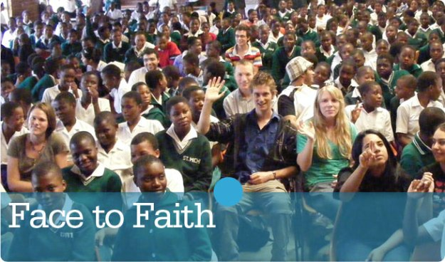 Global citizenship is becoming more and more important and the Face to Faith program helps us students take a step forward in understanding the different cultures in the world!