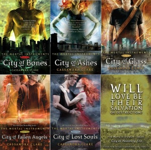 Six books strong, the Mortal Instruments series of Cassandra Clare has definitely made some waves in the YA fiction realm!