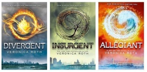 Yes, there are two other books in the Divergent series that I myself can't wait to read!!