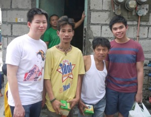 We're hoping that our lights can leave a lasting difference in the lives of these Filipinos!