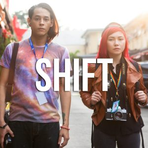Shift is definitely one of the better Filipino movies I've seen!!