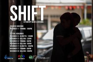 Because it ain't too late to catch Shift! and because I highly recommend you do!!