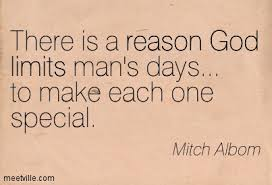 One of the best quotes of Mitch Albom