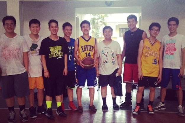 Because basketball will always be part of me! Missed this game so much!