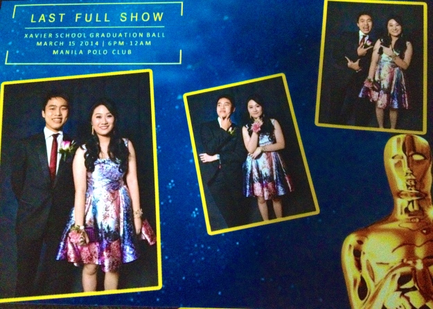 "Many thanks to Mai Ting for making my ""Last Full Show"" a memorable one :)"
